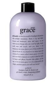 amazon com philosophy inner grace shower gel 16 ounces bath amazon com philosophy inner grace shower gel 16 ounces bath and shower gels beauty