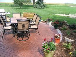patio ideas brick paver patio design ideas on shade garden
