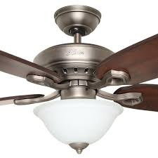 hunter groveland ceiling fan hunter 53031 fairhaven 52 in indoor antique pewter ceiling fan