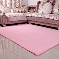 Coral Colored Area Rugs by Buy Ustide Army Green Coral Fleece Carpet For Bed Room Soft Modern