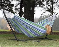 double hammock u0026 9 u0027 steel stand oasis