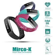 oled bracelet images M1 heart rate smart band bluetooth oled bracelet pedometer micro k jpg