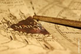 Harry Potter Marauders Map Images Of Marauders Map Wallpaper Brush Sc