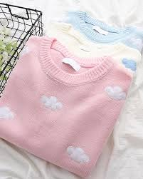 cloud sweater cloud sweater inu inu