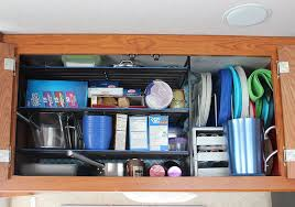 rv kitchen cabinet storage ideas pin on rv hacks