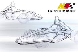Neue K He Planen High Speed Karlsruhe Team