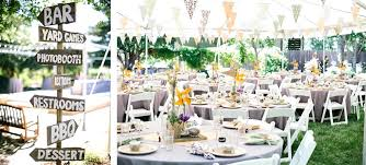 table decorations for wedding bbq decorations country table design ideas backyard bbq wedding