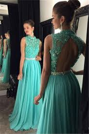 teal dresses for wedding teal turquoise backless luxury rhinestone evening formal