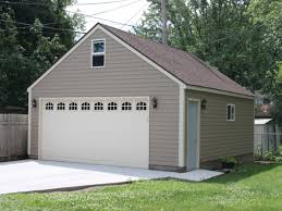 24x36 Garage Plans by 2 Car Detached Garage Kits Picture U2014 The Better Garages Planning