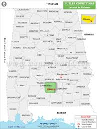 Shelby County Zip Code Map by Butler County Map Alabama