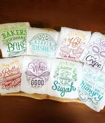 Kitchen Towel Embroidery Designs Top 25 Best Towel Embroidery Ideas On Pinterest Easy Stitch