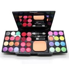 make up compact makeup palette 24 eye shadow plate 8 lipstick 4