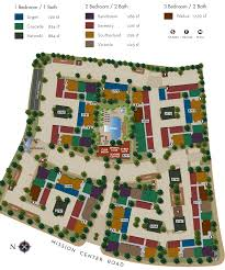 aquatera san diego apartments site plan availability site plan