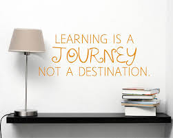 learning quotes wall decal motivational vinyl art stickers