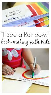 the color book i see a rainbow