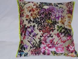 designers guild kissen designers guild fabric martineau berry cushion cover 60 x 60cm
