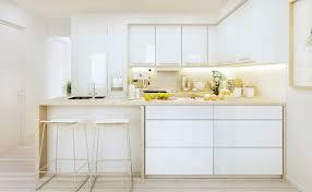 modern white kitchen ideas stylish the best and modern white
