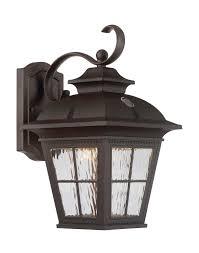 led outdoor wall lantern