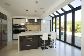 small kitchen extensions ideas kitchen sunroom kitchen extension flat roof conservatory or