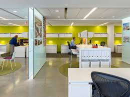 design library ayers saint gross leads by example with new open office