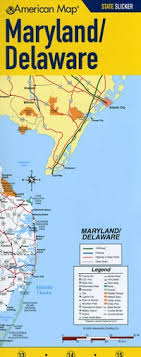 delaware road map usa delaware road maps detailed travel tourist driving