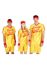 Tv Shows Halloween Costumes by Dodgeball Jersey Costume