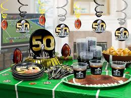Super Bowl Decorating Ideas Football Theme Party Ideas Sports Theme Party Planning