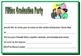 themed printable graduation invitations