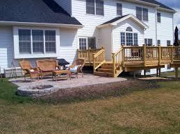 backyard decks patio deck ideas beautiful furniture inspiring and