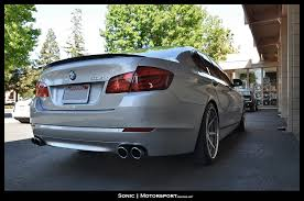 bmw 535i exhaust best exhaust f10 528 and 535