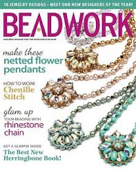 beadwork february 2014 bloomin beads etc