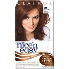 light reddish brown color nice n easy permanent hair colour 6rb natural light reddish brown