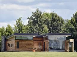 mid century modern house plans houseplans com hahnow