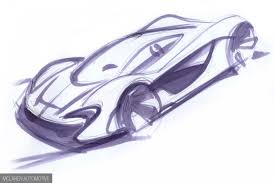 mclaren logo drawing hyperdesign in extremis stephenson and the mclaren p1 speedhunters