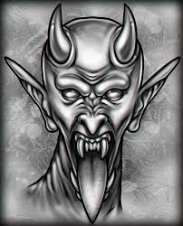 learn how to draw a satan tattoos pop culture free