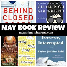 june book review mix and match mama