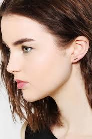 gold bar stud earrings tiny gold bar studs earrings for engagement 12 trendy mods