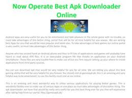 apk dowloander now operate best apk downloader by jacobthomos issuu