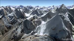 Karakoram Range Map Karakoram Himalayas Fly Through Google Earth Youtube
