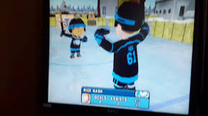 backyard hockey 2005 champion game youtube