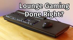 corsair lapdog review living room complete youtube