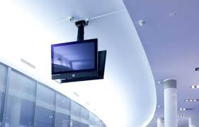 Ceiling Mounted Tv by Tv Wall Mount Installation Toronto Leslievillegeek Tv