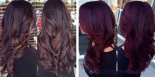 mahogany hair color chart the 23 best brunette hair color shades