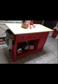 repurposed baby changing table to kitchen island hometalk