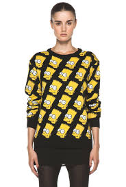 bart sweater the project style