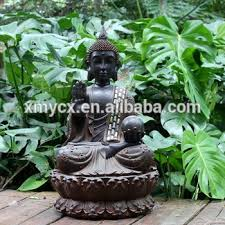polyresin garden ornament large sitting buddha statues buy large