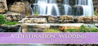 wedding venues in wichita ks destination wedding at tanganyika wildlife park in goddard
