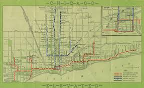 Chicago City Limits Map by Keeping Everyone In The Loop 50 Years Of Chicago U201cl U201d Graphics