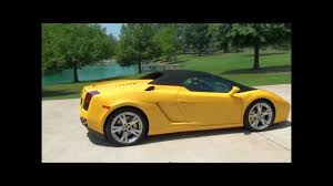 lamborghini gallardo convertible price 08 lamborghini gallardo spyder convertible v10 for sale see
