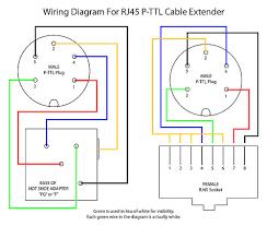 diy rj45 p ttl cable extender pentaxforums com